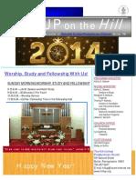 Newsletter January 2014