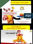 7ps of McDonald