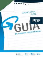 Guia de Instituciones Universitarias 2012