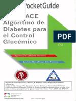 Algoritmo de Diabetes Para El Control Glucemico 2010