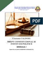 Drept Constitutional Si Institutii Politice an 1 Sem I(1)