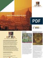 Brochure dFBa Voor Correctieronde