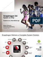 4g World 2011 Snapdragon Overview
