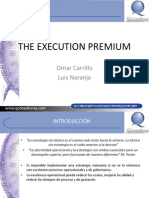 The Execution Premium PPT