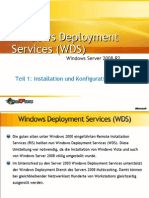 Windows Deployment Services Teil1