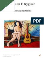 Bastiaans-etude in e Frygisch