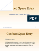 Confined Space Entry d000485