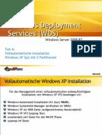 Windows Deployment Services Teil4