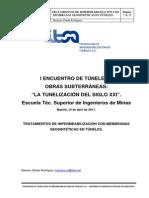 MARIANO UBEDA I Encuentro_La Tunelización del siglo XXI_ETS Ingenieros Minas