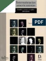 INTERMITENCIAS AMERICANISTAS, Estudios y ensayos escogidos(2004-2010)