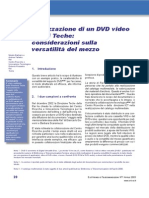 31-3 Realizzazione Di Dvd Video Rai Teche
