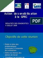 Restitution Collective PAU