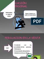 LA PERSUASIÓN INTERPERSONAL