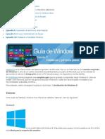 Guia Rapida de Windows 8