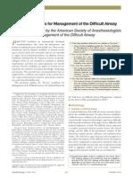 Actualizacion Manejo de VAD Anesthesiology