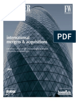 International M&a - Financier World
