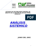 Analisis Sistemico Hidalgo