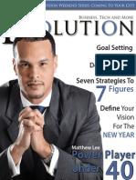 Evolution Magazine January 2014