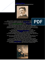 SANDS IN PILLOLE 22- BIOGRAFIA DI NIKOLAS TESLA