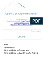 Open Cv 4 Android