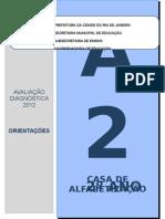 EUNICE Simulado Avaliac3a7c3a3o Diagnc3b3stica 2c2ba Ano Lp