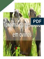 Toxemia da gestação em ovinos_Grupo 3