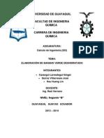 ELABORACIÓN DE BANANO DESHIDRATADO 2