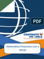 Matematica Financeira Com a Hp12c