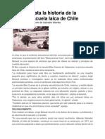 Primera Escuela Laica de Chile