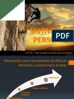 MOTIVACIÓN PERSONAL 1-3