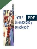 Economia4 ELASTICIDAD