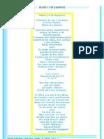 Salmo 23 de Aquarius