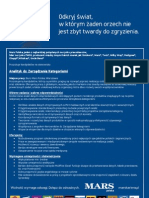 Analityk ds. Zarządzania Kategoriami