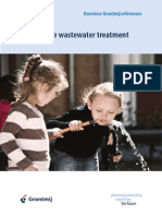 Brochure Sustainable Wastewater Treatment