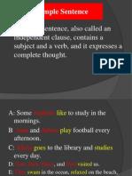 Kinds of Sentences