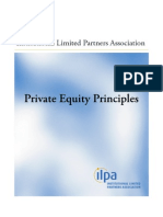 ILPA Private Equity Principles