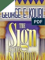 The Sign of the Kingdom, George E Kouri. Chapter 1