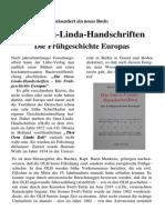 Oera Linda Handschriften