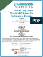 PARKINSON Consejos Practicos