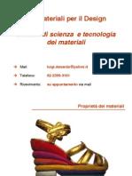 Materiali per il design(2) polimi