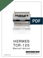 Manual TCR120