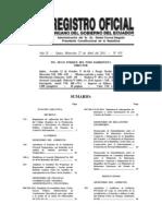 Reglamento Al Libro IV COPCI