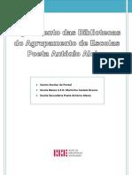 Regulamento Interno Das Bibliotecas Do Agrupamento 2013