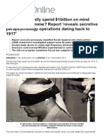 Did Soviets Really Spend $1bn on Mind Control Programme_ _ Mail Online