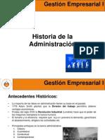 2 Historia de La Administracion