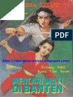 04. Mahesa Kelud - Mencari Mati Di Banten