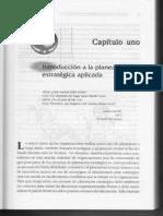 Sesion01-Lectura01.Introduccion a La Planeacion Estrategica Aplicada