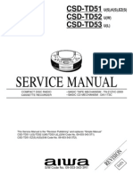 CSD-TD51 Revision Data