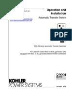 Kohler Rrt Manual