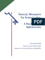 Strategic Management for Senior Leaders